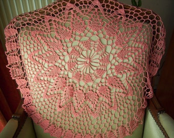 Large doily coral