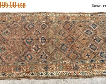 FUTHER SALE 40% DISCOUNT Antique Jamshiri Nomad Rug