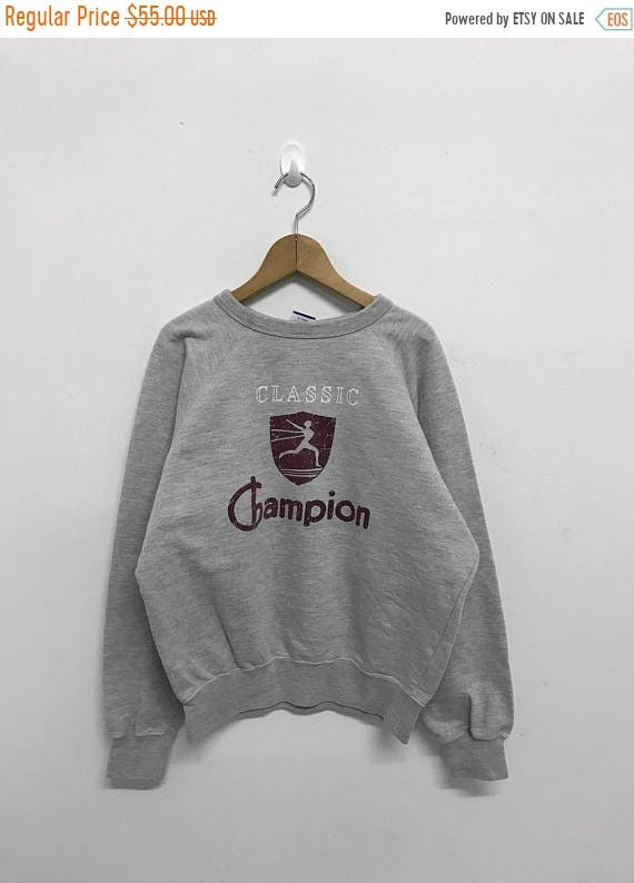20% OFF Vintage Champion Pullover Half Zipper/Champion Sweater/Champion Clothing/Champion Spellout/Champion Big Logo S6fNKllUhr