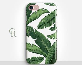 Banana iPhone 7 Plus Case For iPhone 8 iPhone 8 Plus - iPhone X - iPhone 7 Plus - iPhone 6 - iPhone 6S - iPhone SE - Samsung S8 - iPhone 5