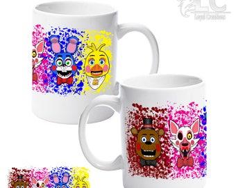 Five Nights At Freddy's 2 Mug