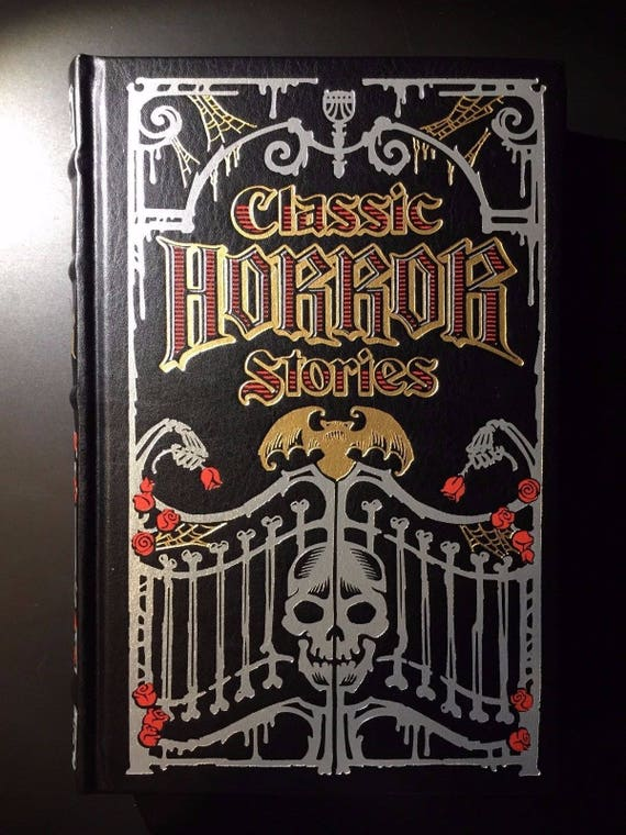 Classic Horror Stories An...