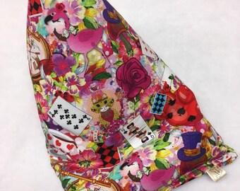 Alice in Wonderland Inspired Tablet/Ipad beanie cushion