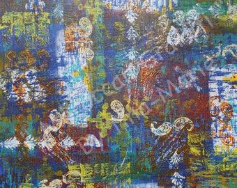 Moroccan Graffiti - Giclee Print
