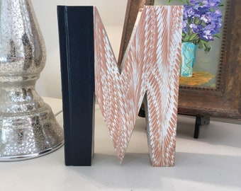 Book Letter 'M'