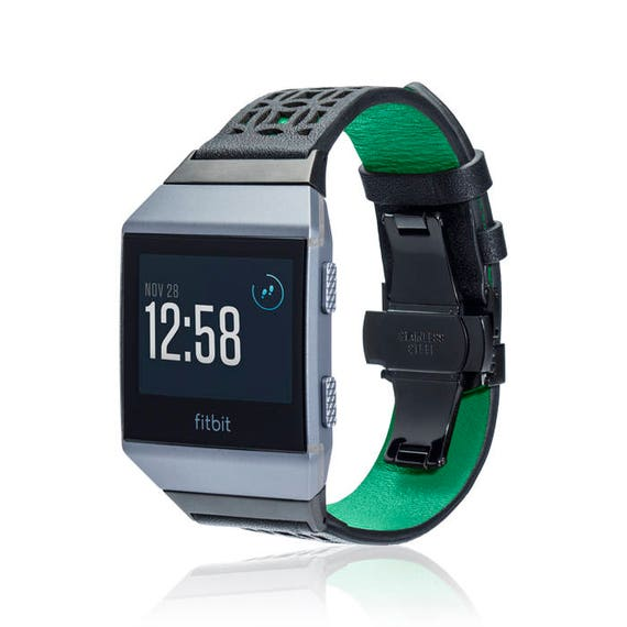 Fitbit Ionic Band - LIFE - more colors available - stainless steel and leather