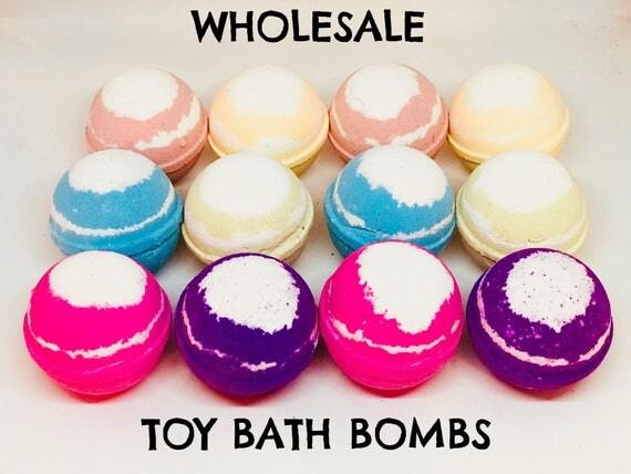 Ring Bath Bombs Wholesale