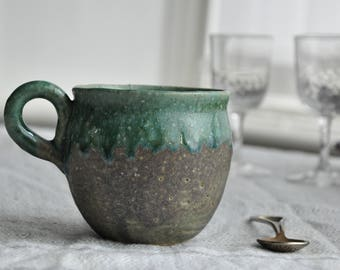 Tea Cup,Coffee Cup, Pottery Cup, Mug