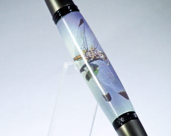 Dragonfly Pens in ballpoint and rollerball