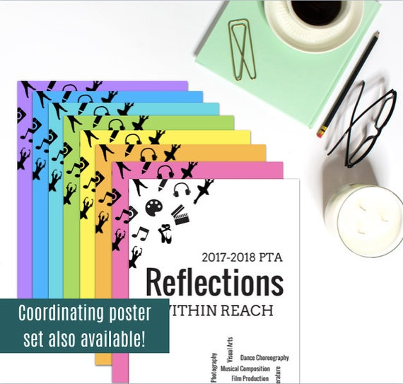 Pta reflections award certificate set awards of excellence pta reflections award certificate set awards of excellence merit participation ready to print art contest certificates yadclub Gallery