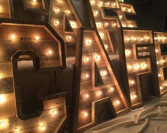 light up wall letters marquee letters etsy 23444 | il 340x270.1288160549 cpie