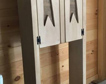 Over the toilet storage | Etsy