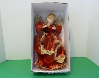Christmas Balllerina Angel, From: Dillards