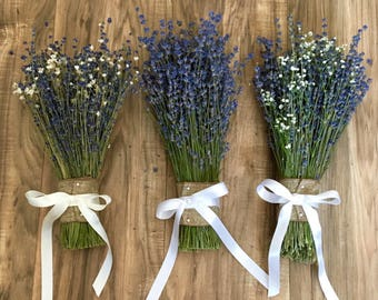 The Bride's Bouquet -Dried Lavender, Beautiful & Fragrant