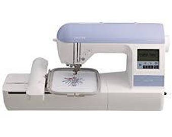 "Brother™ PE770 5"" x 7"" Embroidery Machine With Built-in Memory"