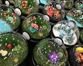 Custom terrarium for Alex
