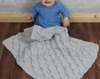 instant download BooBoo' baby afgham blanket pattern kpb4