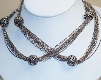 Amazing Italian Chain  Set in 925 Solid Sterling Silver