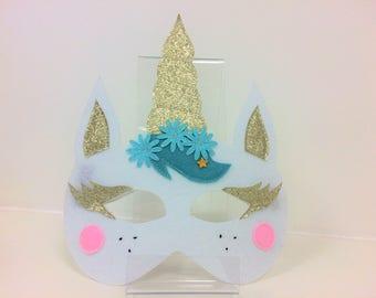 Small Unicorn mask