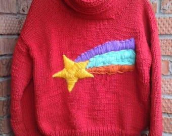 Mabel's Sweater Comet