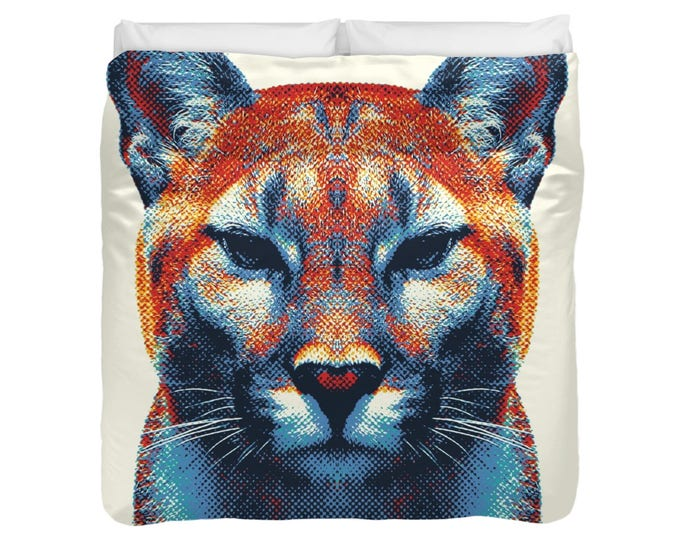 Puma - Colorful Animals Duvet Cover / Comforter