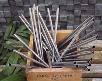 10 yeti stainless steel Straws for Yeti 30oz rambler