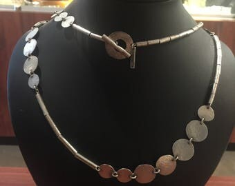 925 Sterling Silver Opera Length Necklace