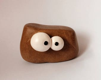 Funny Pet Rock for adoption!!
