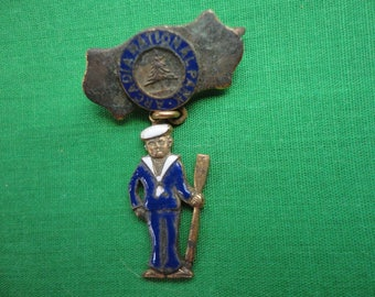 Early 20th Century Souvenir Acadia Nat'l Park