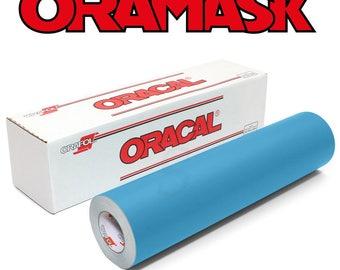 Oracal ORAMASK 813 12 in x 24 in Stencil Film Sheet
