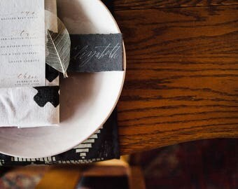 TEXTILES WORKSHOP, 3/10: Block Printing Table Linens at House Sparrow Fine Nesting
