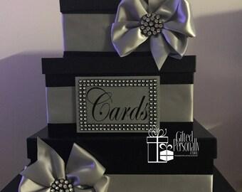 Gift Card Box - 3 Tier