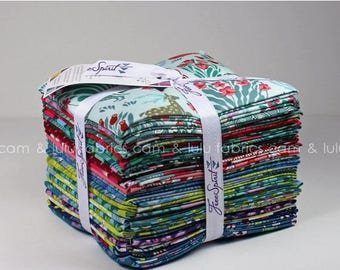 ON SALE // SPLENDOR by Amy Butler for FreeSpirit Fabrics  -  Fat Quarter Bundle - 24 Prints