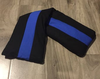 Thin blue line heat wrap!