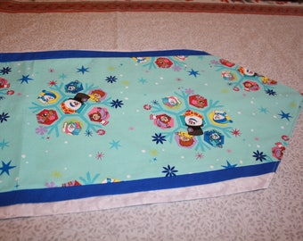 Frosty The Snowman Table Runner
