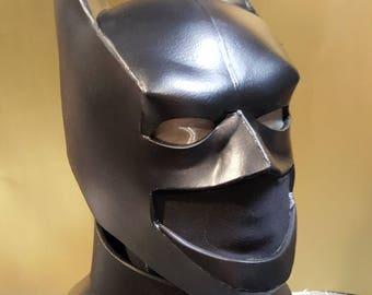 Batman Beyond Foam Helmet Templates