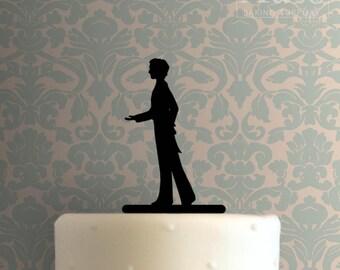 Groom Cake Topper 100