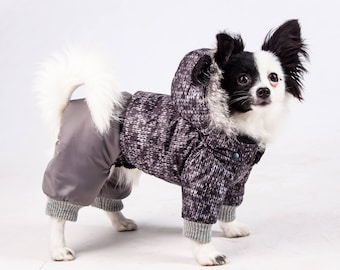 Warm Dog Snowsuit