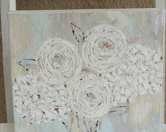 Hope Blooms print by Shannon Leigh Art