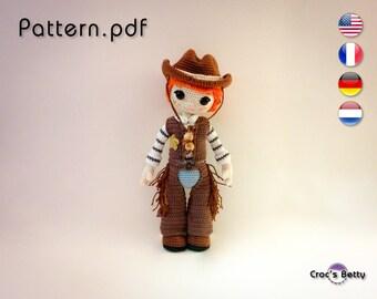Pattern - Clint the Cowboy