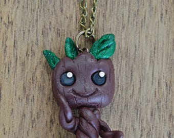 Baby Groot pendant