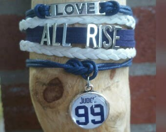 99 Judge bracelet your choice of image