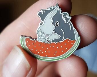 Guinea Pig Enamel Pin