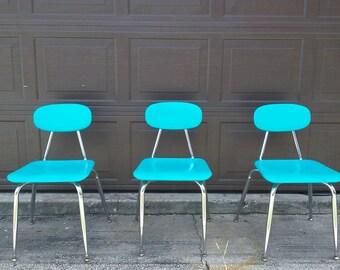 Retro Mid Century vintage chairs