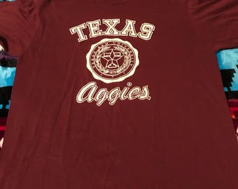 Texas Aggies tee