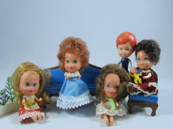 Vintage Doll Family Pick 1 Or All 80s Dolls
