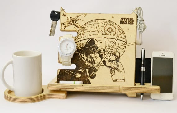 Star Wars Valet & Docking Station