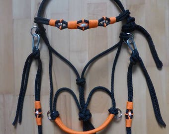Braided Rope Multibridle 3in1