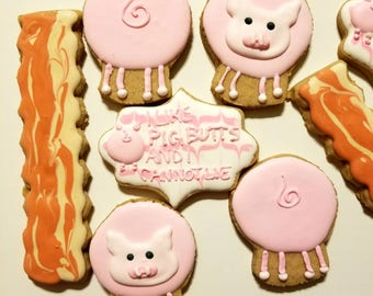 I like Pig butts and I cannot lie cookies (12)