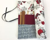 Knitting Needle case, kni...